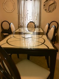 Dining room set with 8 chairs Alexandria, 22315