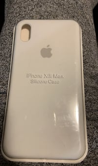 iPhone XS Max Apple Silicone Case Mississauga, L5L 5A1