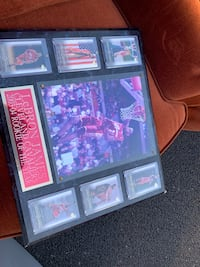LeBron James Rookie Plaque: Pic & Cards Washougal, 98671