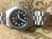 SWISS MILITARY WATCH STAINLESS STEEL SOLID WATCH GREAT CLASSIC WATCH Edmonton, T5T