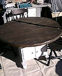 Solid wood table/3chairs Phoenix, 85008