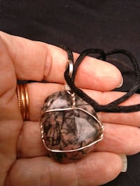Rhodonite Necklace Falls Church, 22042
