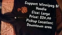 Support Winnipeg 81 Sweater Winnipeg, R3C