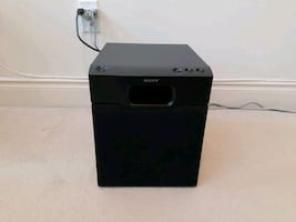 Sony Home Theater Active/Powered Subwoofer