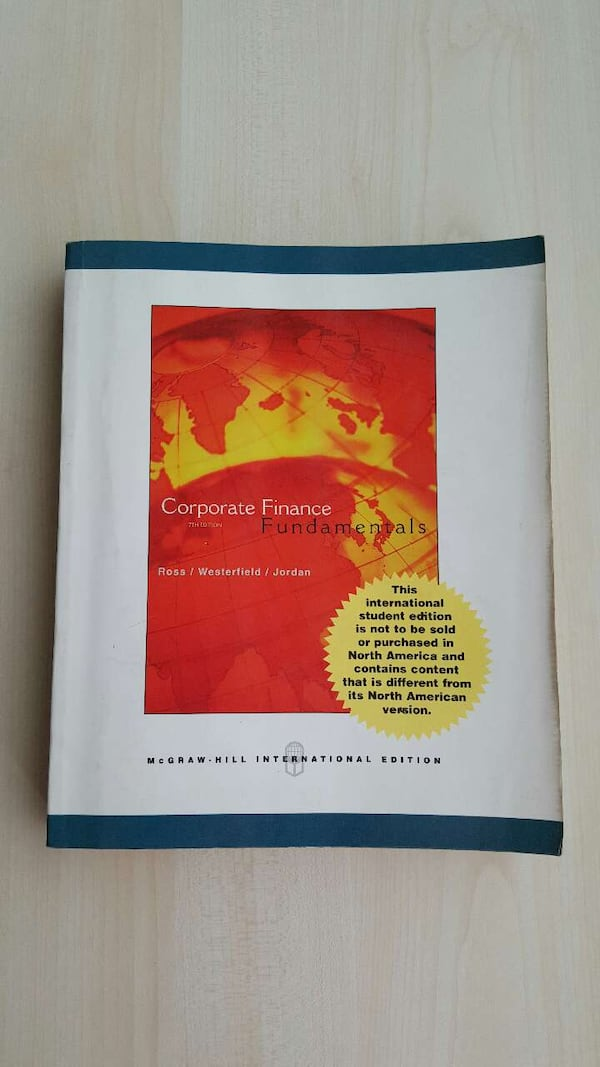 Orijinal Corporate Finance Fundamentals 7th 0995ee92-9a17-43f4-8a4b-3fe802eab712