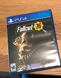 Fallout 76 for ps4 West Mifflin, 15236