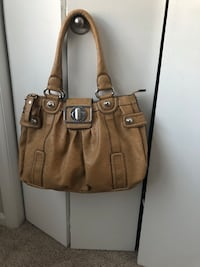 women's brown leather tote bag Raleigh, 27606