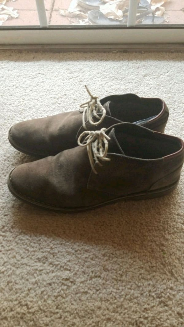 Kenneth Cole Desert Sun Suede Boots e5911f03-be66-4d34-a002-aef9db0f662f