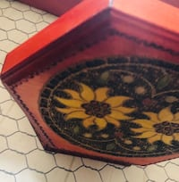 Sunflower Tabletop Jewelry Box Somerville, 02144