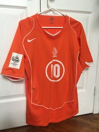 Netherlands Holland Nike Soccer Jersey World Cup Ruud van Nistelrooy Dutch Mississauga, L5M 4M6