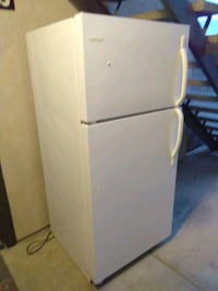 white top-mount refrigerator Santa Ana, 92703