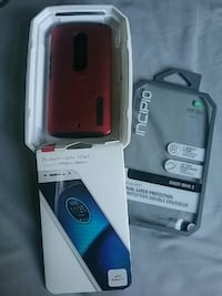 INCIPIO DUAL LAYER PROTECTION PHONE CASE  Gladstone, 24553