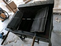 Rotisserie barbecue on charcoal King City, L7B 1J8