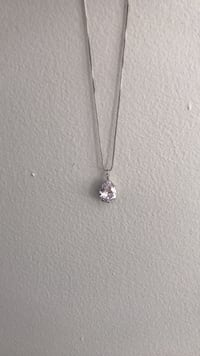 silver-colored pendant necklace Vancouver, V6G