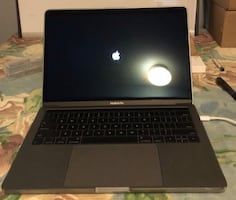 13 inch MacBook Pro - Space grey
