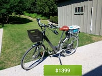 iGO Metro Electric Bicycle *Delivery Available* Hamilton, L9H 5N7
