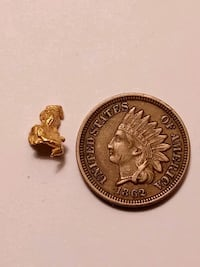 Alaskan gold nugget high quality 22k Frederick, 21701