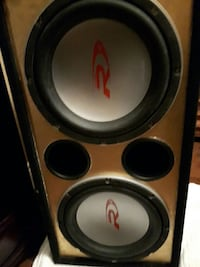 12 inch ALPINE subwoofers TYPE - R  Grimsby, L3M 3H3