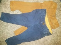 H&M baby chinos, size 6-9 months Wilmington, 28412