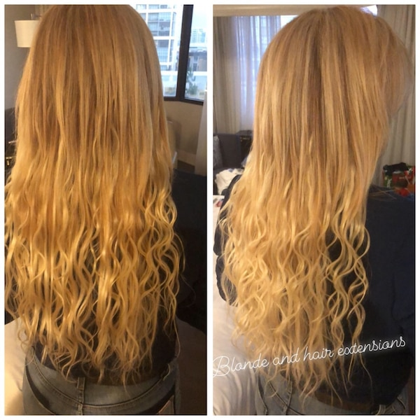 Individual Itip Hair Extensions I Downey Letgo