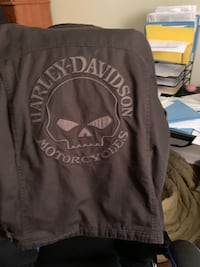 Harley Davidson Jacket with vest XL