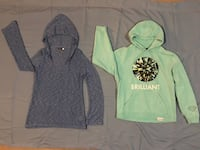 Medium brand name hoodies Regina, S4R 0Y4