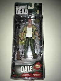 $25 The Walking Dead Dale 5 inch figure McFarlane Series 8 Montréal, H4G