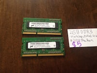 2 GB DDR3 RAM White Rock, V4B 1G8