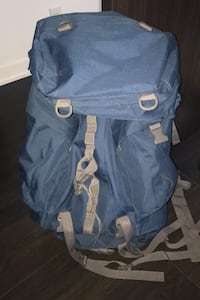 Camping / Trekking 65 L Rugged Backpack