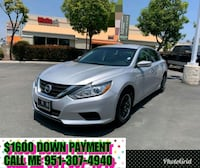 Nissan - Altima - 2016 $1600 DOWN PAYMENT Riverside