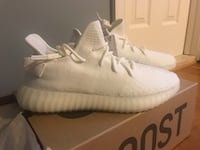 Triple White adidas yeezy boost 350 (brand new) Potomac, 20854