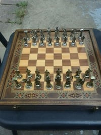 brown and black chess board set Woodbridge, 22191