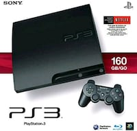 Playstation 3 with 1 Controller  536 km