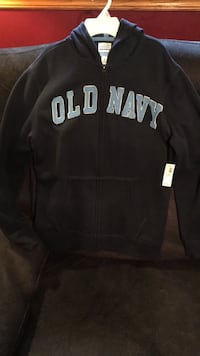 New with tag youth xl 14-16 hoodie old navy