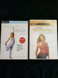 Pregnancy Yoga and exercise DVDs Calgary, T2B 3E5