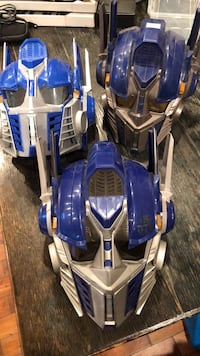 3  Transformers Voice changing Helmets Fallston, 21047