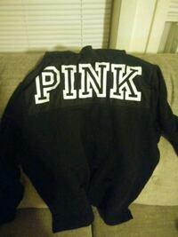 black and white Pink by Victoria's Secret sweater 398 mi