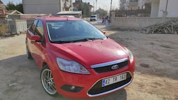 2011 Ford Focus 1.6 TDCI 109PS DPF COLLECTION 0cd44af3-6028-4333-be80-2fdf193c926b