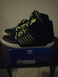 Adidas high top sneakers SIZE 12 Riviera Beach, 33404