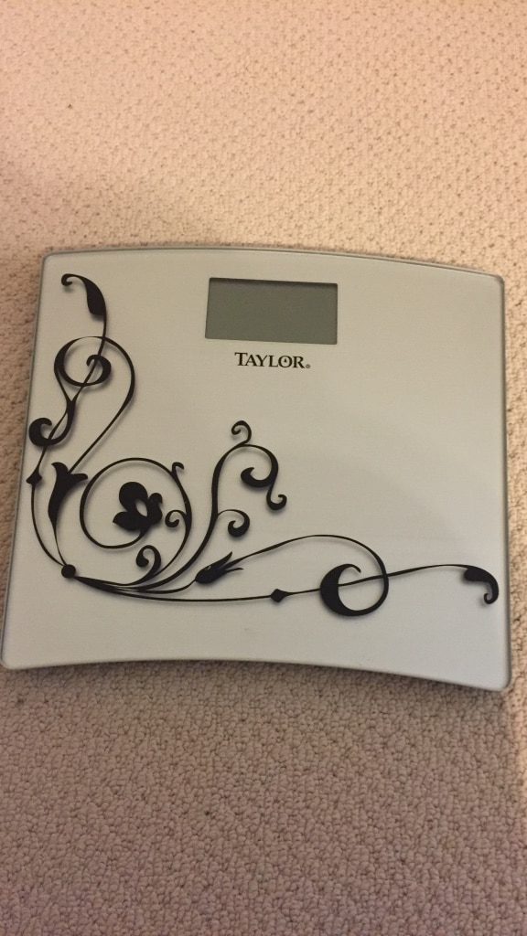 Taylor 7904 Bathroom Scale