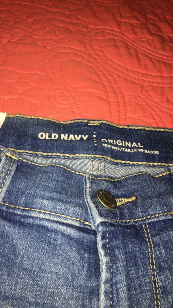 948c57099c96 Used Blue Old Navy jeans for sale in Waverly Hall - letgo