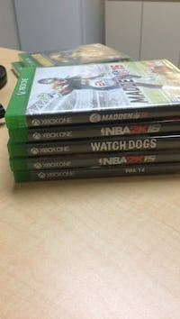 Xbox One Games (35 for all) Miami, 33199