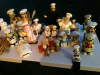 Chef collection (many vintage) Manassas, 20109
