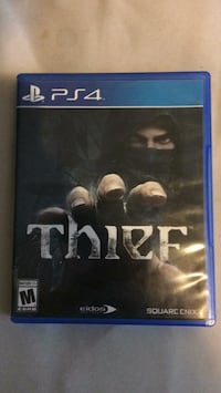 Ps4 Theif game case Bethlehem, 18015