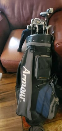 ARMOUR Ti100 GOLf CLUB SET! Said to be one of Greatest clubs ever Phoenix, 85048