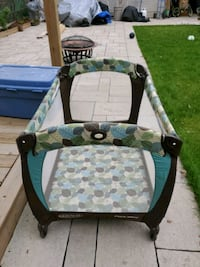 GRACO Portable baby play pen $50 Mississauga, L5J