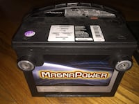 Brand new MagnaPower car battery  Calgary, T3B 2K4