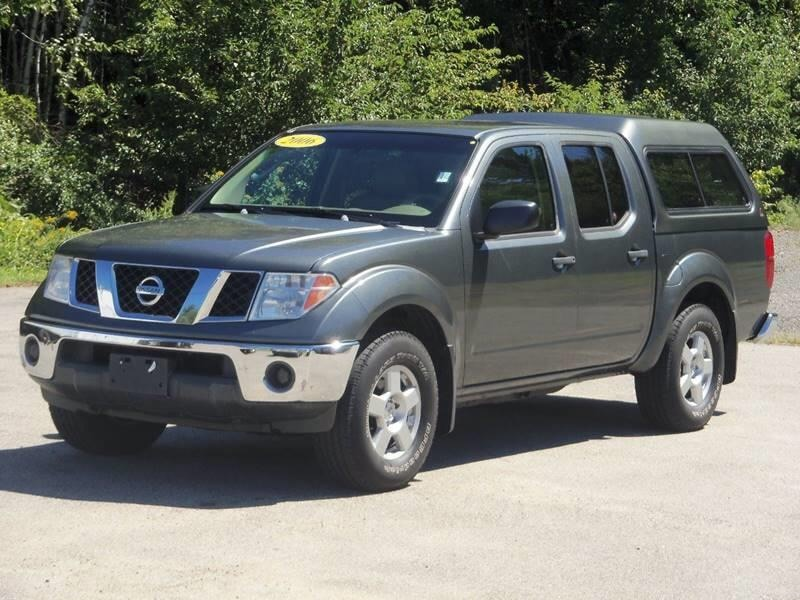 letgo 2006 nissan frontier 4dr crew cab in plaistow nh. Black Bedroom Furniture Sets. Home Design Ideas