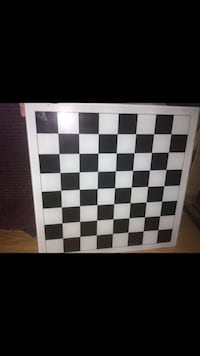 black and white checked chess board Santa Rosa, 95404
