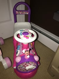 purple and white Minnie Mouse vacuum cleaner Shelton, 06484